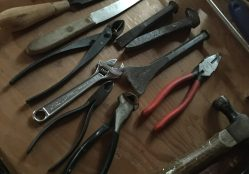 Favorite old tools.